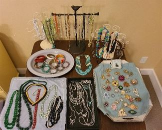 sample estate jewelry