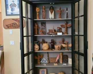 Premiere Native Artifacts Collection Section 3