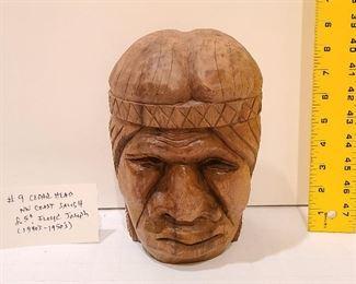Lot 9 head
