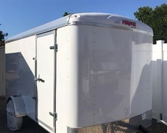 Trailer. 1 year old. Like-New Condition. Asking $3800