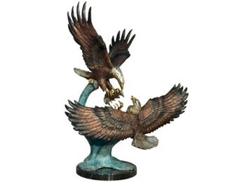 Fighting Eagles Bronze