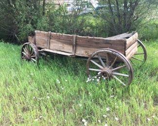 Antique Wagon II