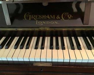 By Gresham & Co. London