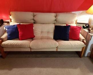 Enrico Bartolini vintage sofa