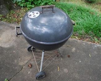 1991 Weber Grill