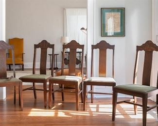 Chairs for dining set