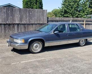 1994 Cadillac Fleetwood  Car 78,000 miles
