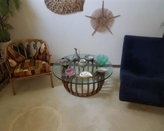 Finch coffee table, finch chair. Available for pre-sale, priced @ $225 chair and $200 coffee table.