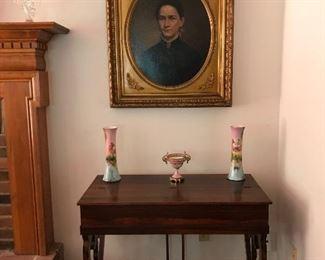 Rosewood Civil War Field Melodeon/Organ In pristine condition!
