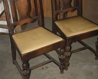 VINTAGE CHAIRS ~ LOADS OF THEM