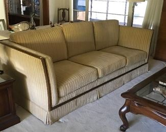 Pair of Knoll Sofas Excellent Condition!