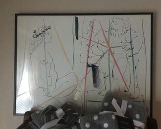 Modern Art signed