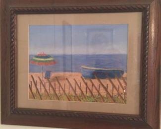 Oil on canvas VA artist
