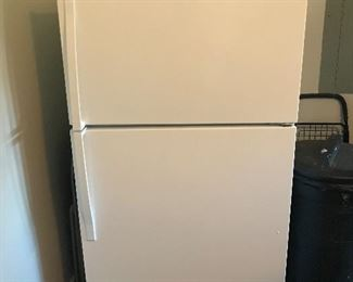 New Whirlpool Fridge