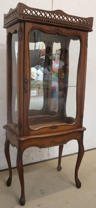 Lot# 2 - Curio Cabinet