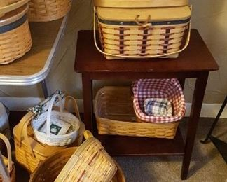 Even more Longaberger baskets