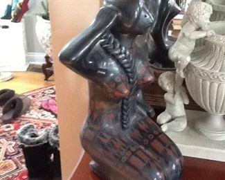 Native Statue     $1500.