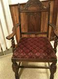 Thomasville Dinning Room Captains Chair