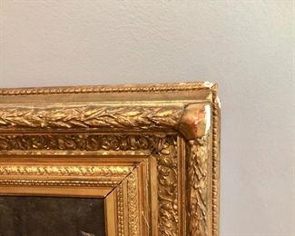 $595 Detail frame