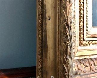 $595 Detail chipped frame