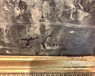 $595 Detail signature