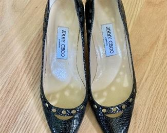 $275  Jimmy Choo like new worn two times only