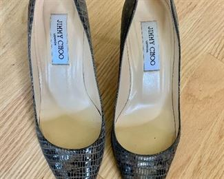 $ 225 Jimmy Choo Size 8 almost new