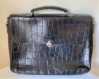 $400  Mulberry - multi purpose bag Men's or Women's can hold documents like new
