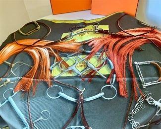 $295 Hermes scarf #1