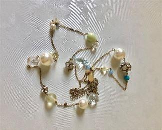 "$35 Long necklace  26"" Long"