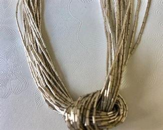 "$95 Detail  Necklace 18"" Long"