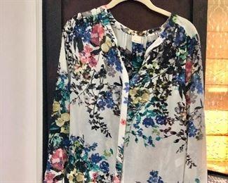 $20 Floral blouse