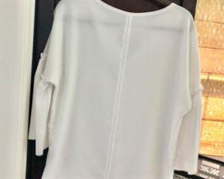 $25 White blouse  Size Medium