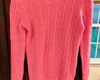 $30 Ralph Lauren sweater  Size Medium