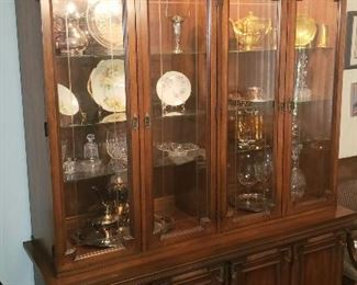 China Cabinet by White Fine Furniture Co.