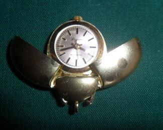 Lucerne Lady bug watch