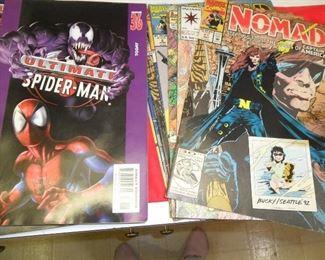 Some Comic Books