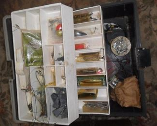 Tackle Box and it's contents added for today