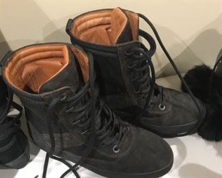 SEASON 3 MID HEIGHT BOOTS - SIZE - BUY IT NOW $200
