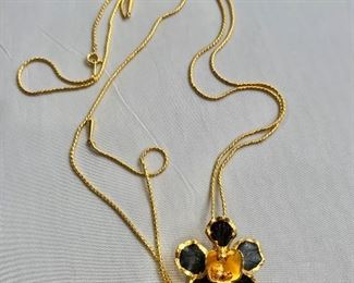 """$20 lariat necklace.  40""""L"""