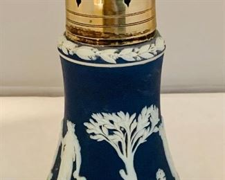"Wedgwood Jasperware Shaker - $45; approx 7"" high"
