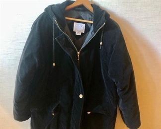 """$30 - """"Be in the Moment Current Seen"""" cotton shell jacket. Size M"""