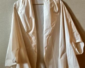 $40 Cream swing jacket . One size fits most