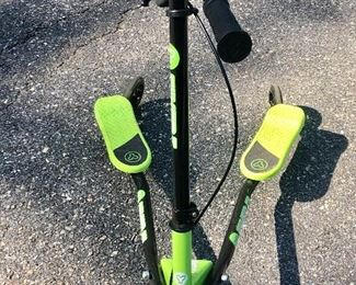 $50 each Fliker F1 scooter (2 available)
