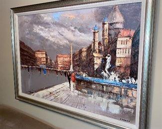 $125 ORIGINAL ART