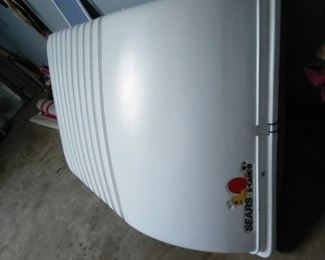 Large Luggage Carrier
