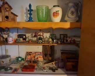 Bird house, sewing, decor, household