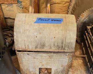 vintage peanut warmer
