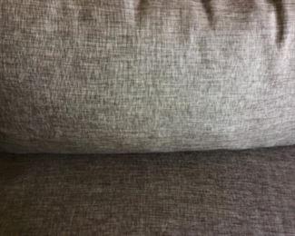 Linen Like Texture Upholstery on Sofa