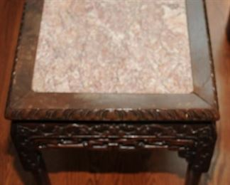 Chinese style low table